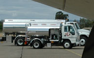 fuel trucks used for line service
